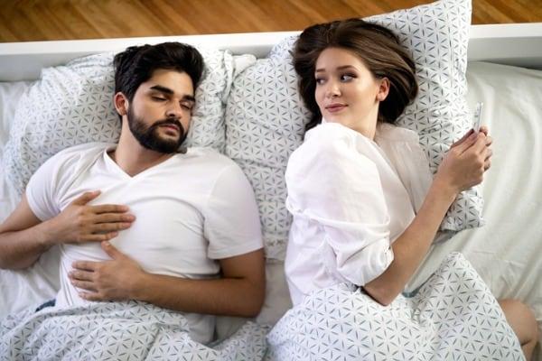 sleeping secrets