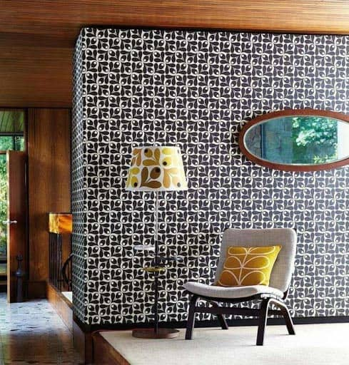 A Bold Accent Wall