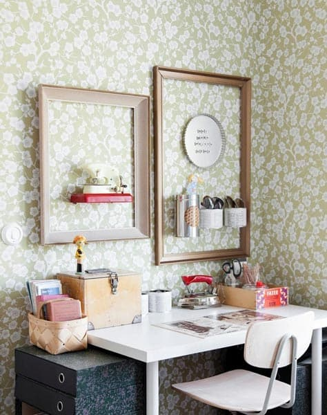 Transform the Sewing Station