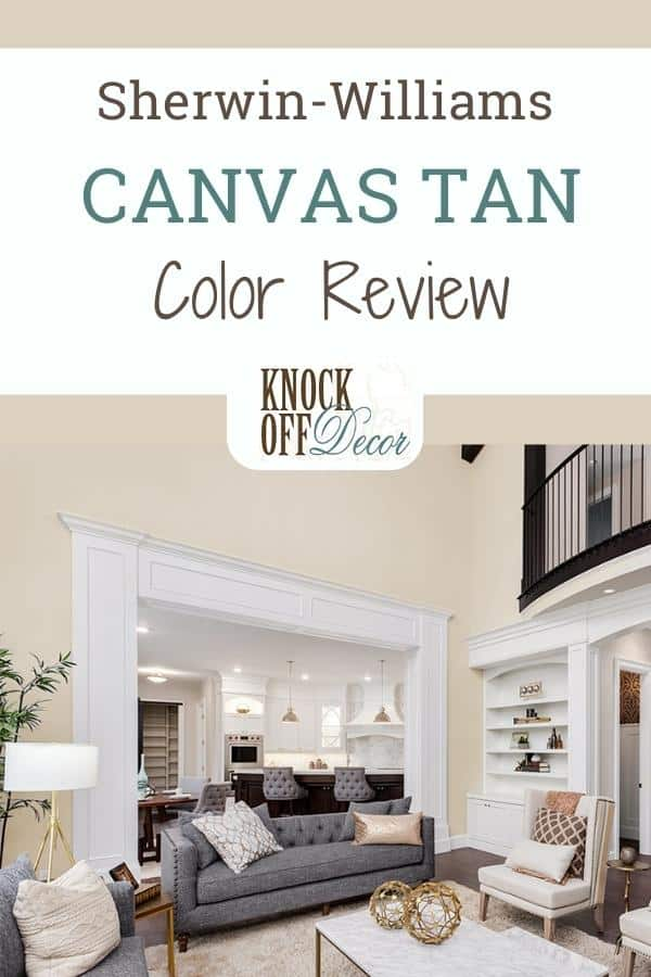 Sherwin Williams canvas tan pin