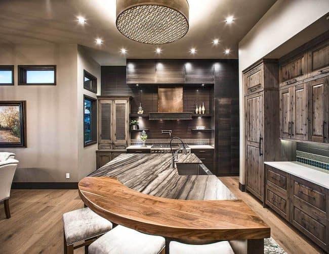 Stylish Prairie Mountain Modern House Plan14