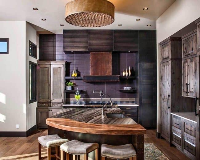 Stylish Prairie Mountain Modern House Plan15