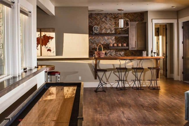 Stylish Prairie Mountain Modern House Plan18
