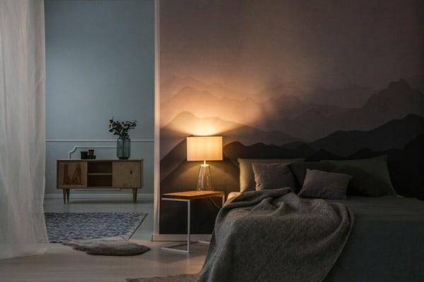 bedroom-interior-in-the-night