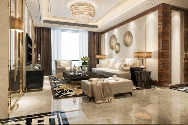 classy home decor theme photo
