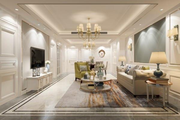 classy lighting decor