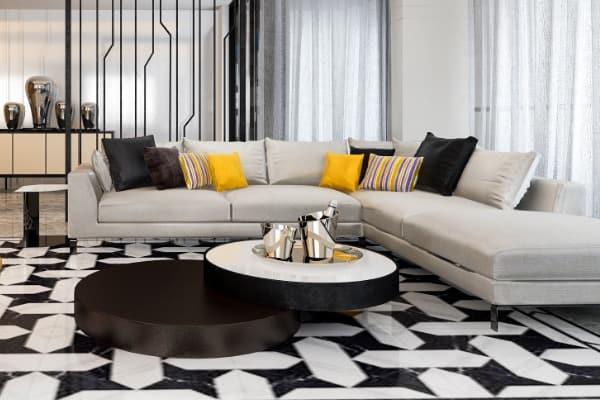 classy pillows decor
