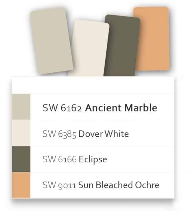 great pairing colors sw6162