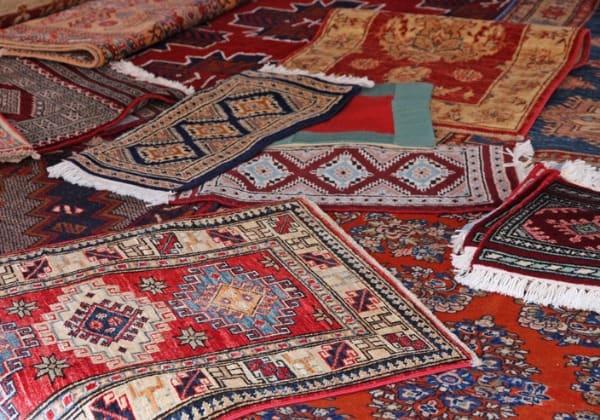 handmade rug example