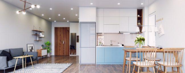 modern living interior design