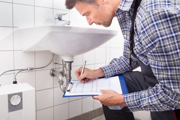 plumbing-checking