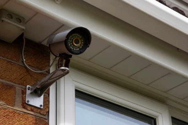 security camera for home protection surveillance