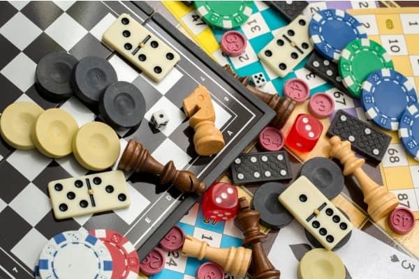 various-board-games