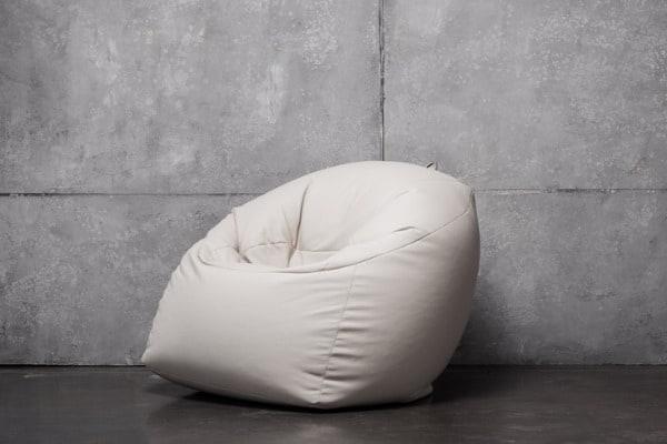 white-soft-bean-bag-chair-on-grey