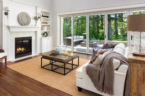 woven rug photo example
