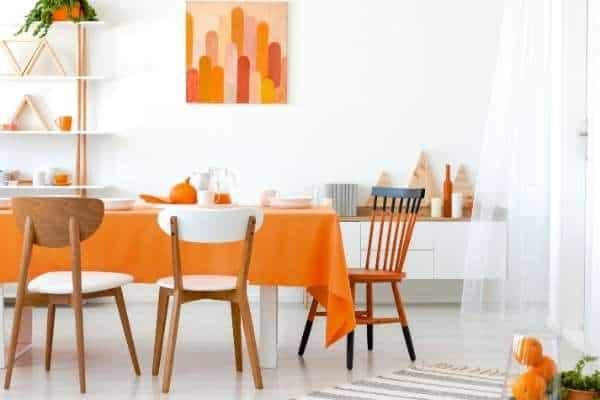 artsy kitchen example