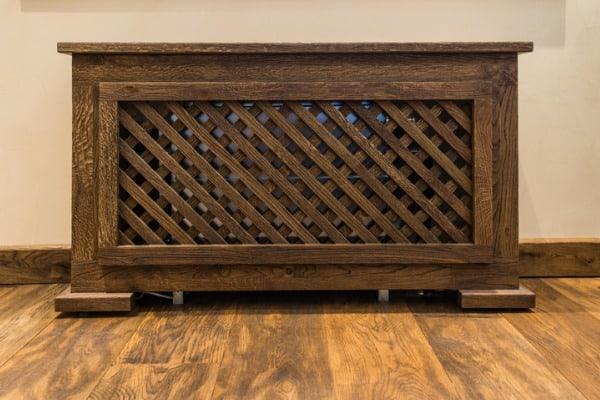 decorative radiator cover