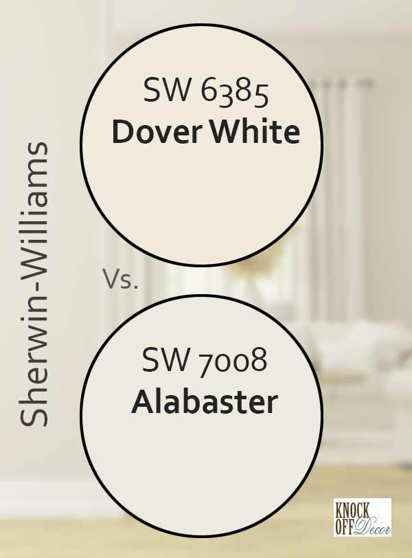 dw vs alabaster