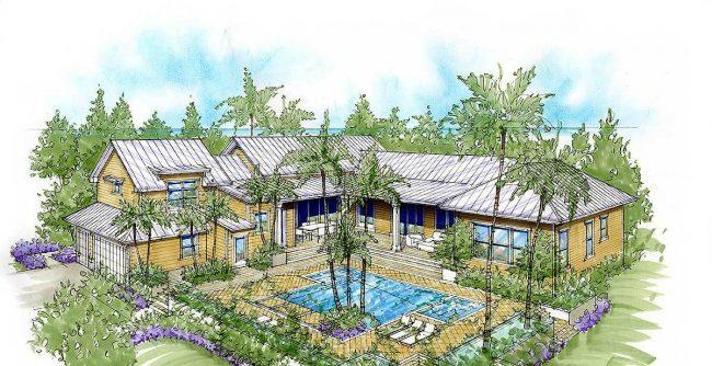 energy efficient house l shaped lanai 33161zr25