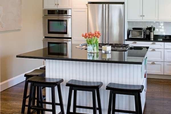 first kitchen design