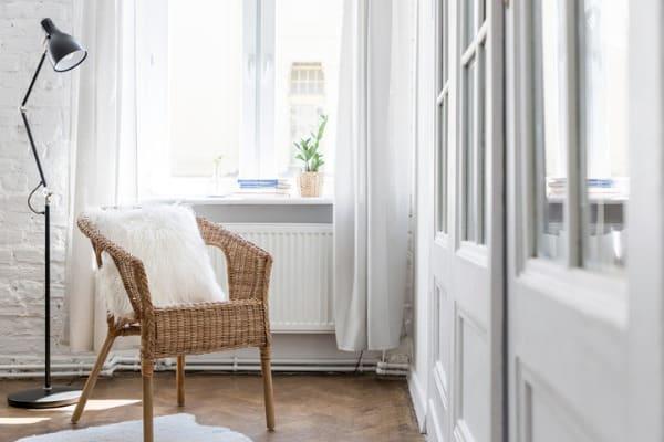 furniture radiator idea