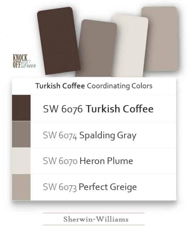 pairing colors sw6076