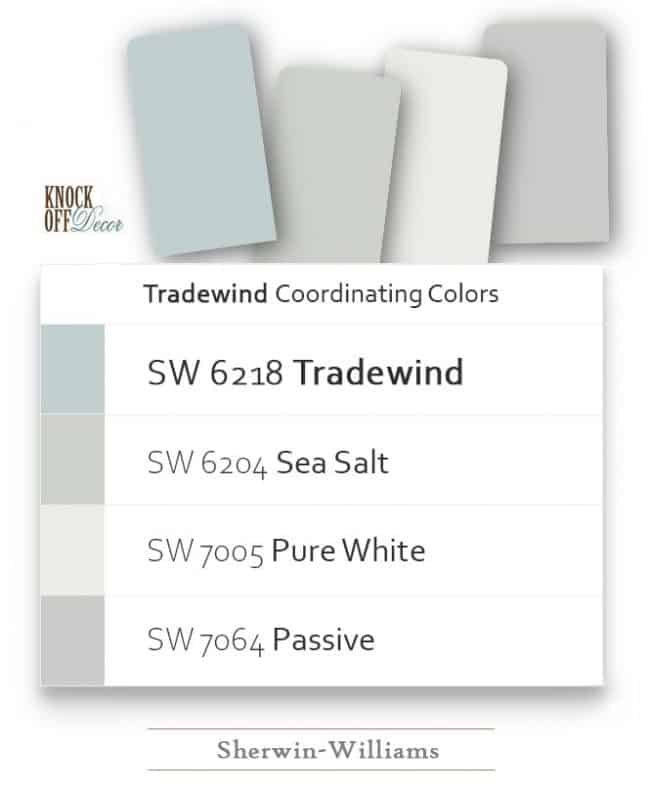 pairing colors sw6218