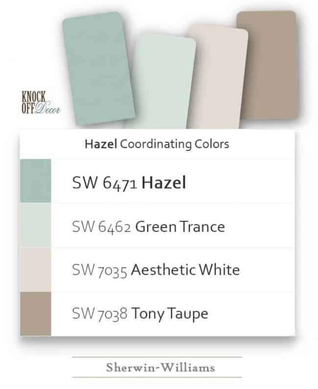 pairing colors sw6471