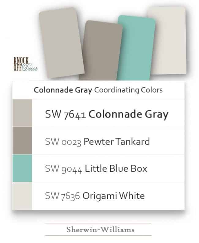 pairing colors sw7641