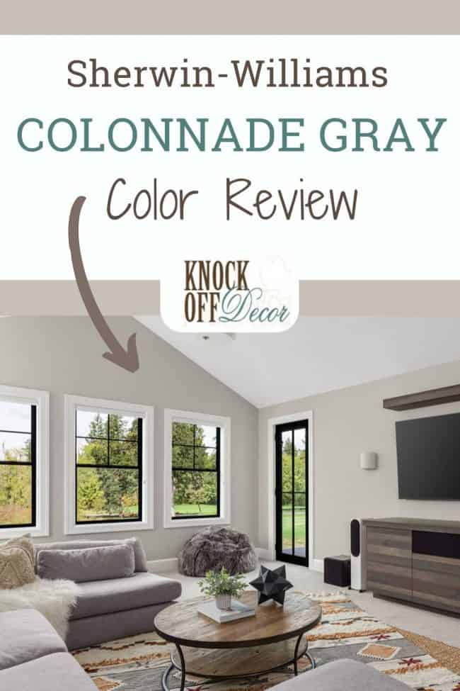 sw Colonnade Gray pin