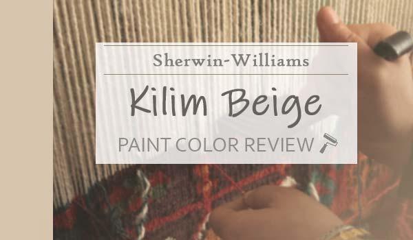 sw kilim beige paint color review