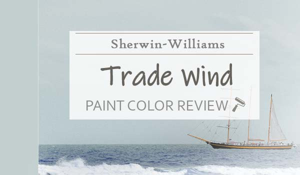 sw trade wind paint color review