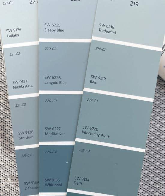 tailwind paint palette