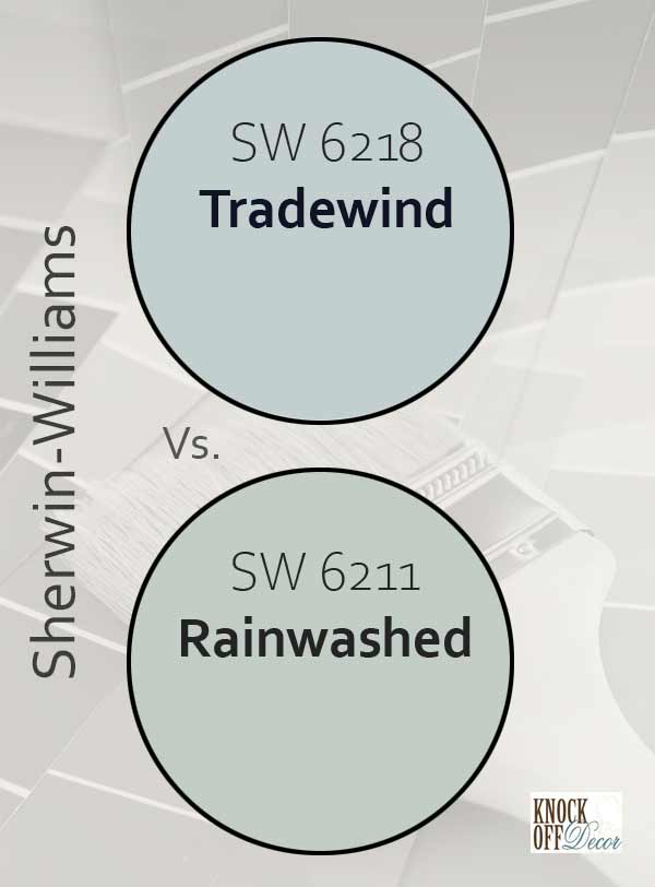tw vs rainwashed