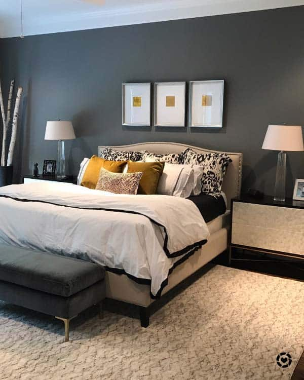 cityscape master bedroom example