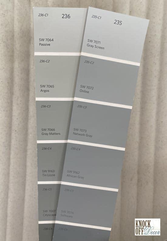 paint deck colors