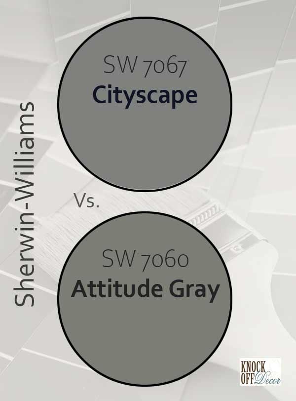 cs vs attitude gray