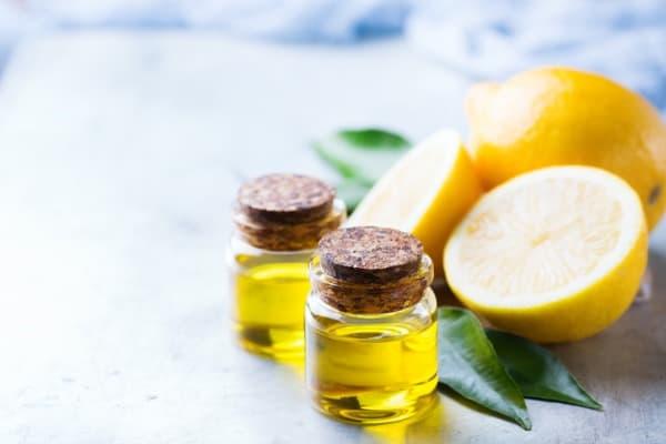 essential oils lemon cough photo