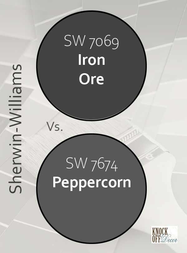 io vs peppercorn