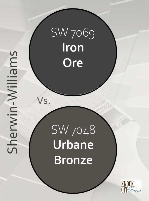 io vs urbane bronze