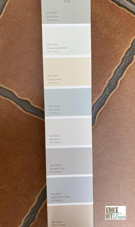 lfg color deck coordination