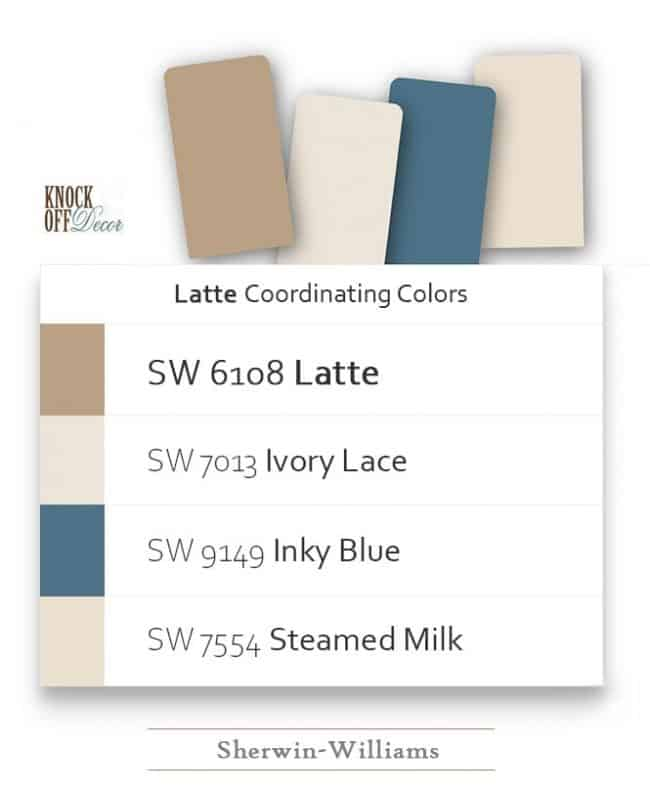 pairing colors sw6108