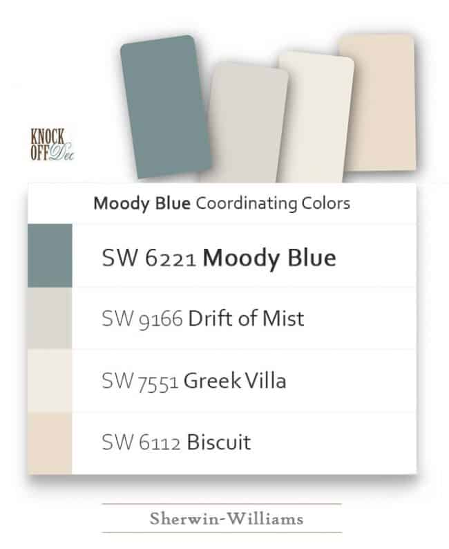 pairing colors sw6221