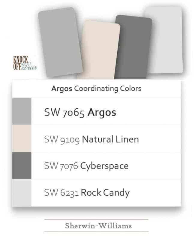 pairing colors sw7065