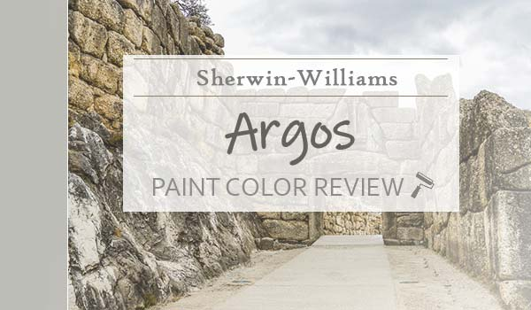 sw argos paint color review