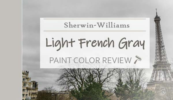 sw light french gray paint color review
