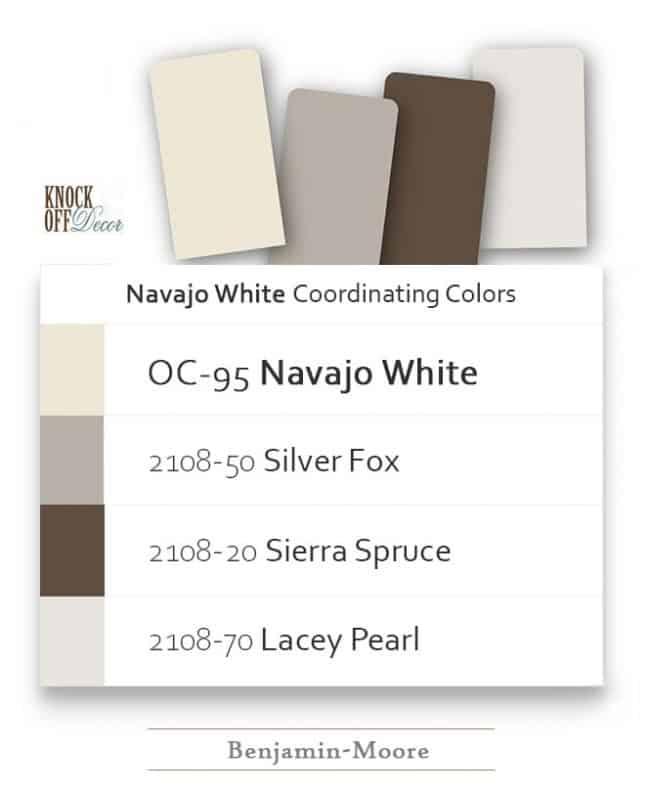 BM navajo white coordination