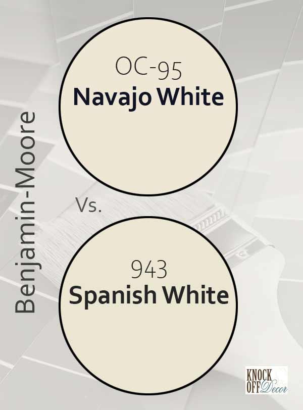 vs spanish white
