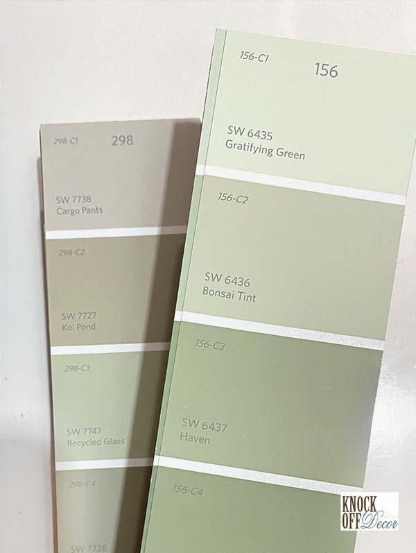 recyc glass paint strip