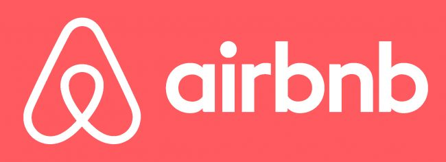 Airbnb coral logo